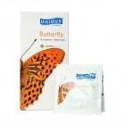 유니더스 나비(Butterfly) 초박형 1박스 10P